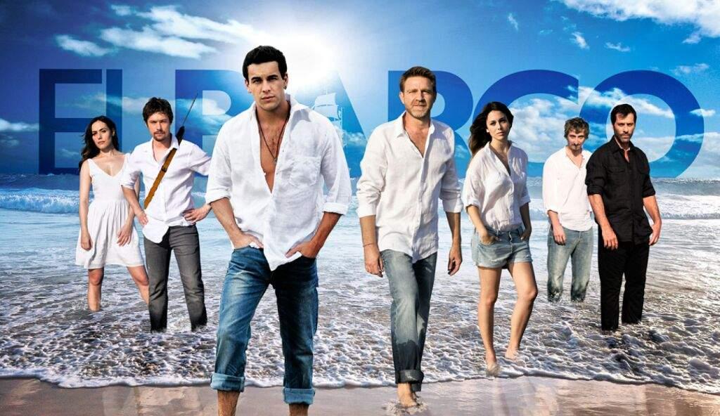 SERIE «El Barco»   Películas & Series. Amino Amino