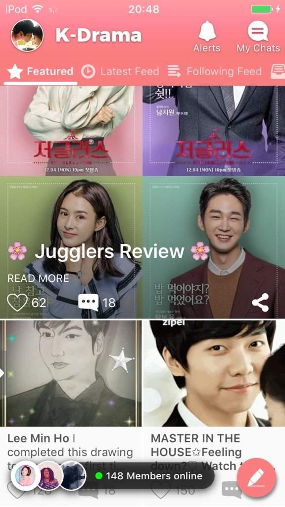 🌸 Jugglers Review 🌸 | K-Drama Amino