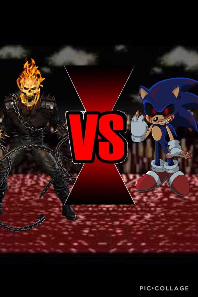 Ghost rider vs sonic exe the great battles ep 2 | Cartoon Fight Club