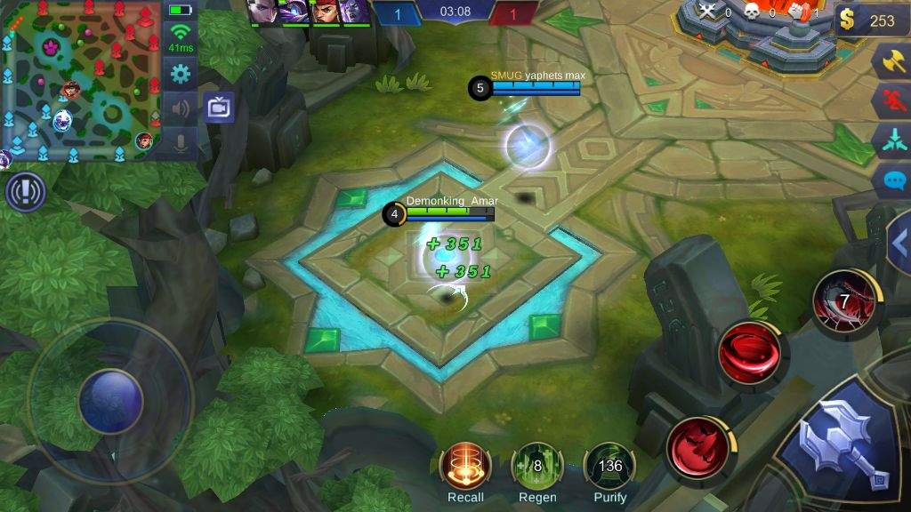 Is this Some kind of Spiritual Power | ◇Mobile Legends