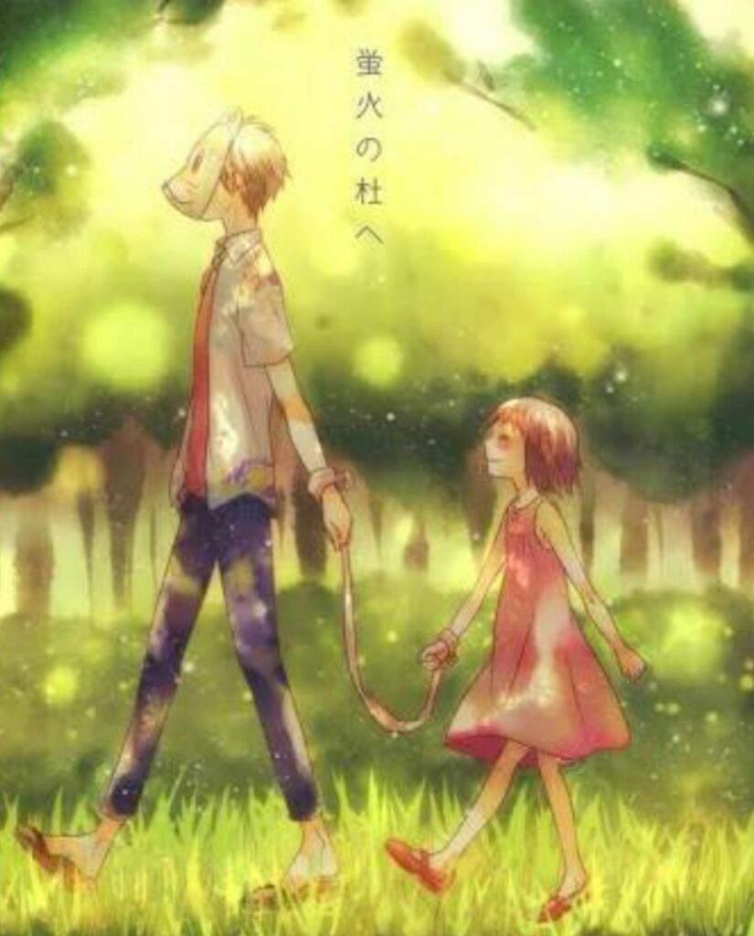 Hotarou No Morei E Into The Forest Of Fireflies Light All Harem Amino Amino