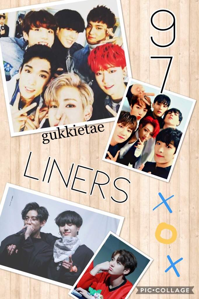 Our 97 Liners - member(s) from: GOT7/BTS/NCT/SVNT | BTS