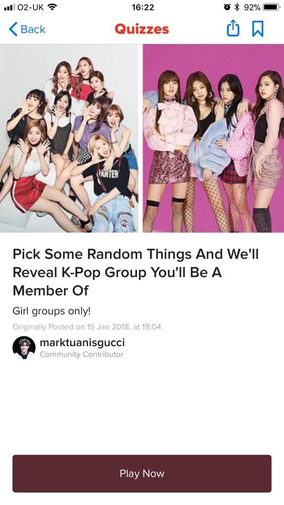 K-pop quiz on buzzfeed 🔥 | ARMY's Amino