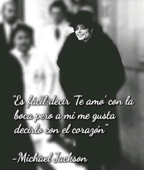 Frases De Mike Michael Jackson En Español Amino