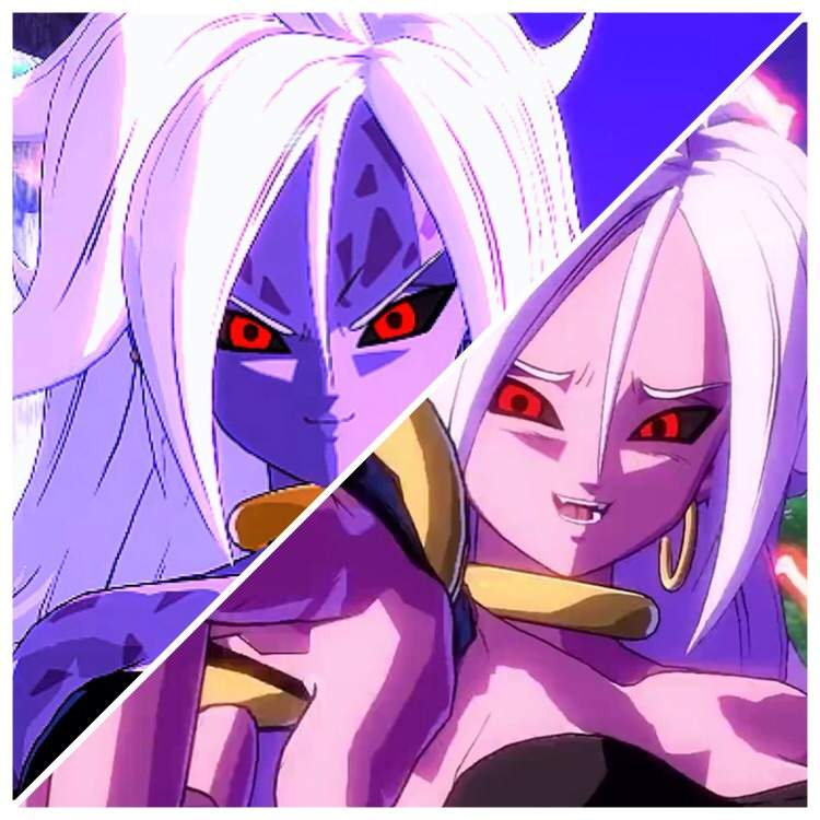 Dragon Ball Android 21: Welcome Android 21: DragonBallFightersZ