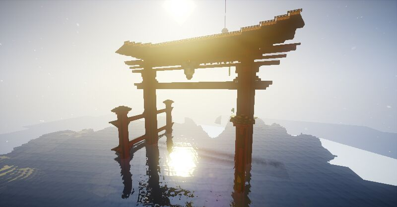 Alright So A Torii Is A Traditional Japanese Gate Most Commonly Found At  The Entrance Of Or Within A Shinto Shrine, Where It Symbolically Marks The  ...