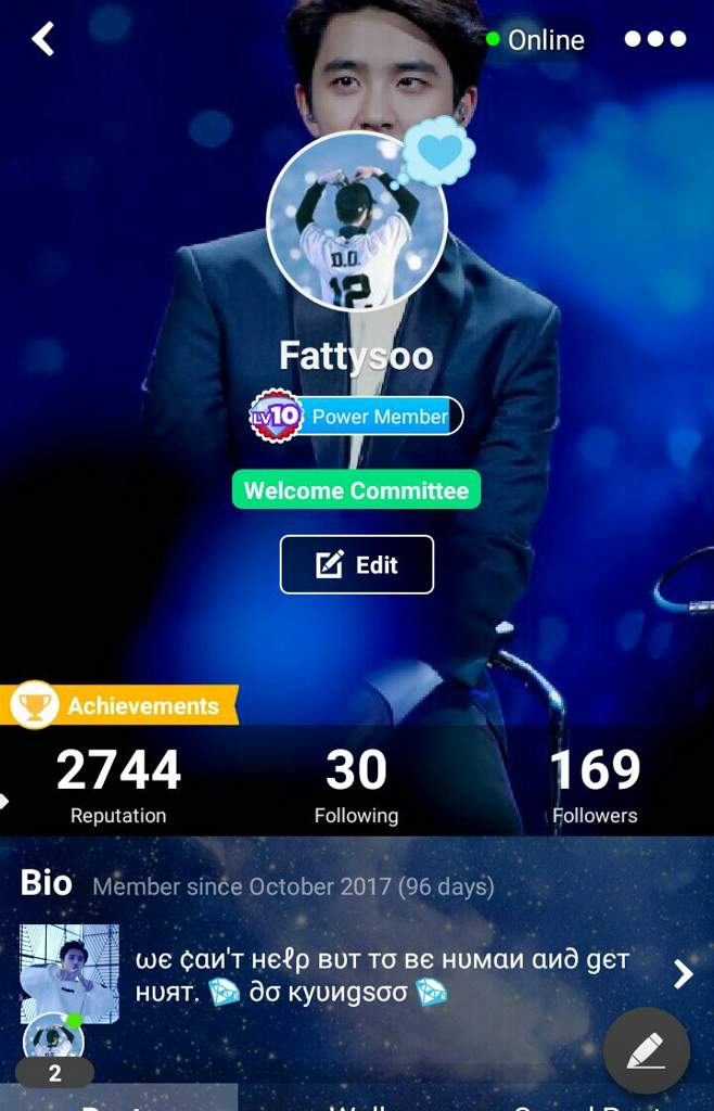 Amino Aesthetic Profile