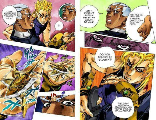 top 5 anime villains dio brando