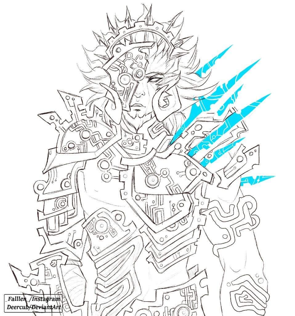 Human Calamity Ganon Concept Zelda Amino