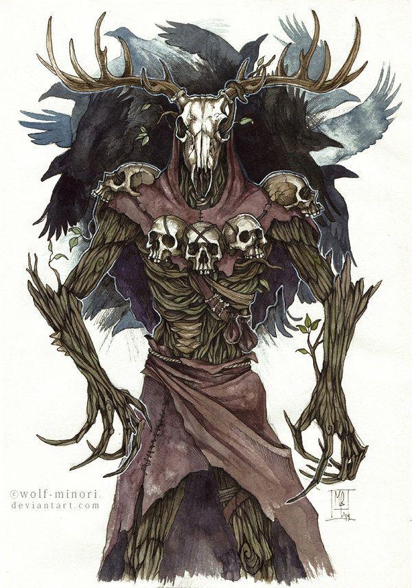 Leshens Wiki The Witcher Amino Amino