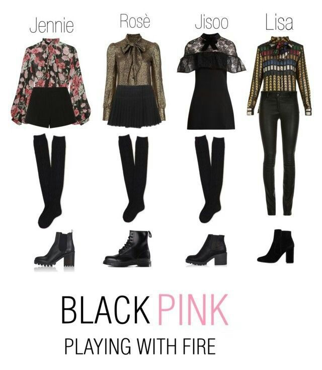 Blackpink Inspired Outfits Blink 블링크 Amino