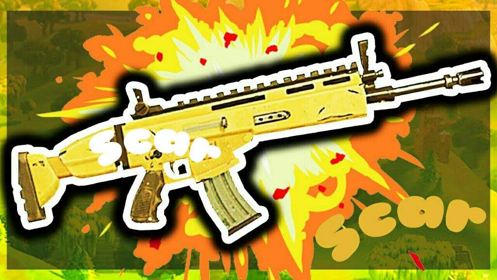 Scar | Wiki | Fortnite: Battle Royale Armory Amino