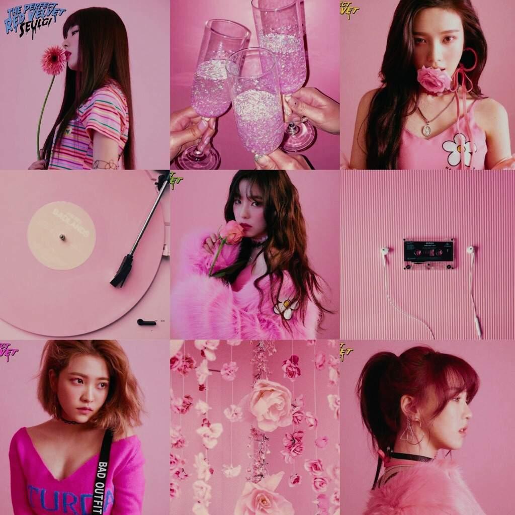 The Perfect Red Velvet Aesthetics Red Velvet Amino