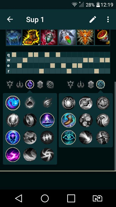 Build Para A Morgana Sup League Amino Português Amino