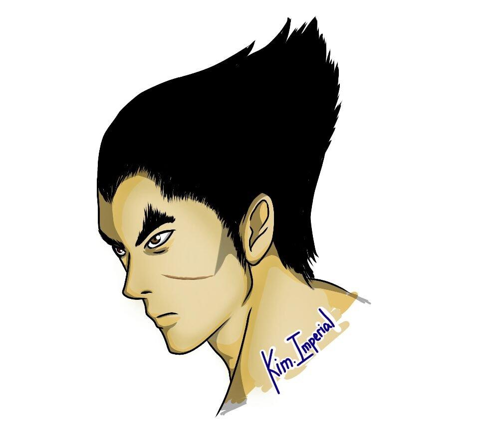 Kazuya Mishima Drawn Upon Request Tekken Amino Amino