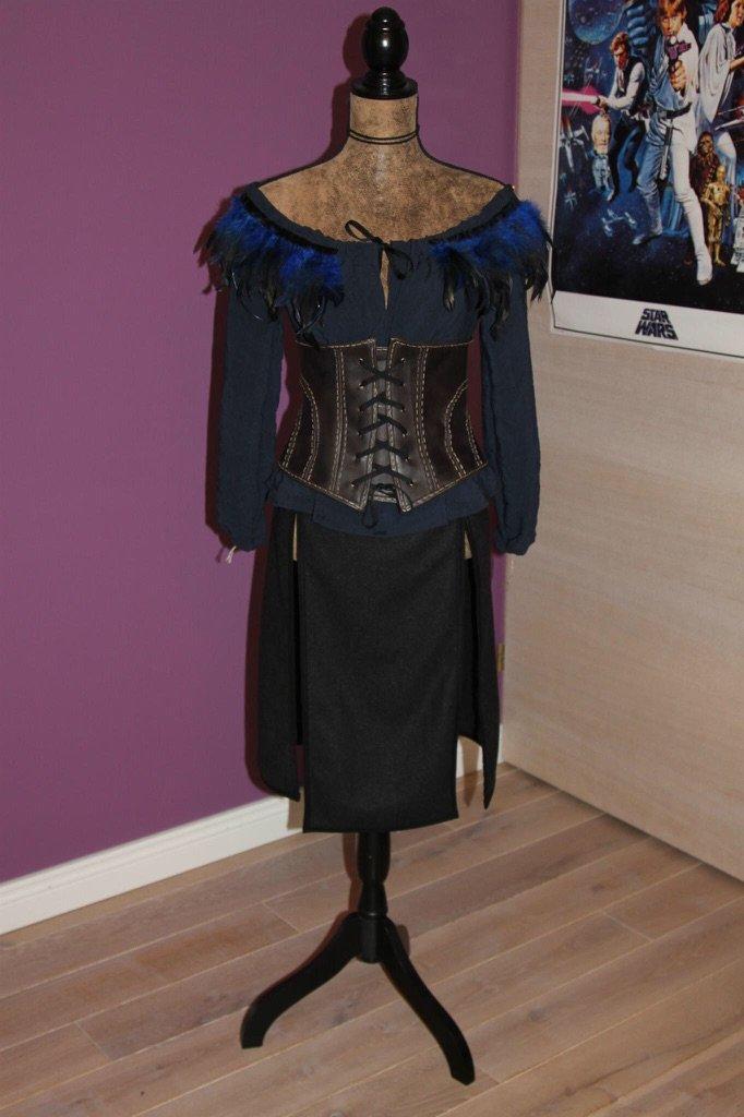 The Witcher 3 Wild Hunt Yennefer Alternative Look | Cosplay