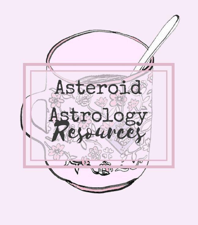 Asteroid Astrology Resources | Zodiac Amino