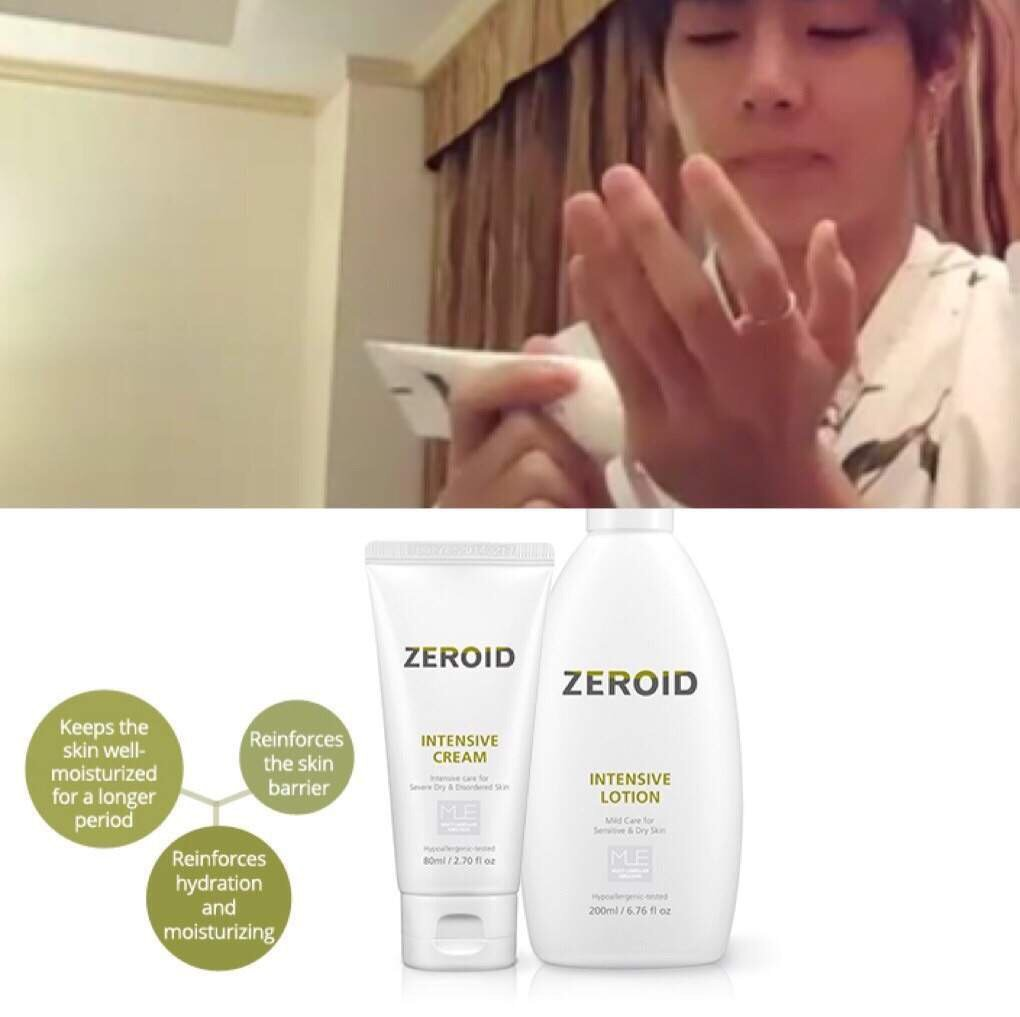 「Zeroid Intensive Cream」的圖片搜尋結果