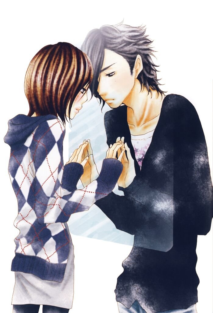 Картинки, картинки люблю тебя аниме