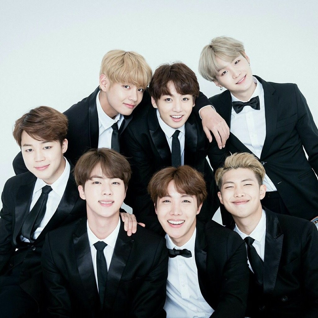 Construct a sentence contains all the bts members' names | ARMY's Amino
