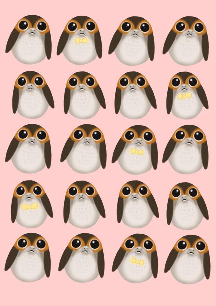 Porg Wallpaper Star Wars Amino