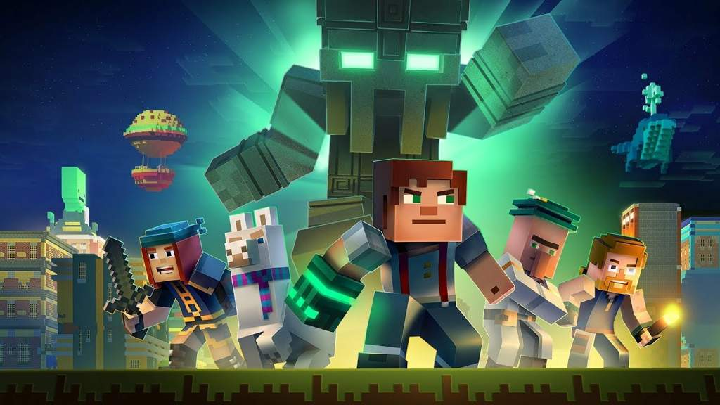 Minecraft Story Mode Season 2 Theories Minecraft Amino