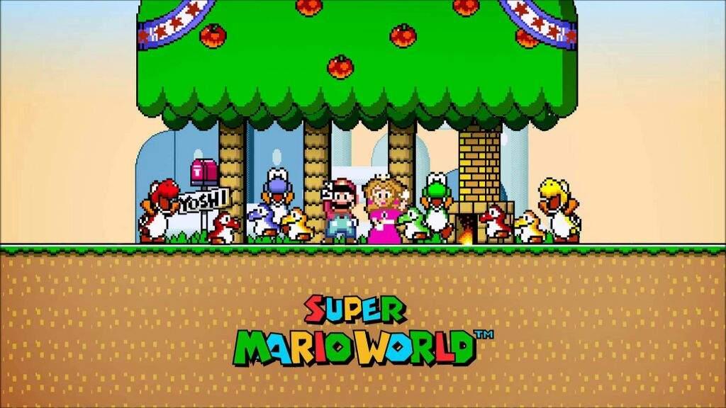 SUPER MARIO WORLD REVIEW (old) | Mario Amino