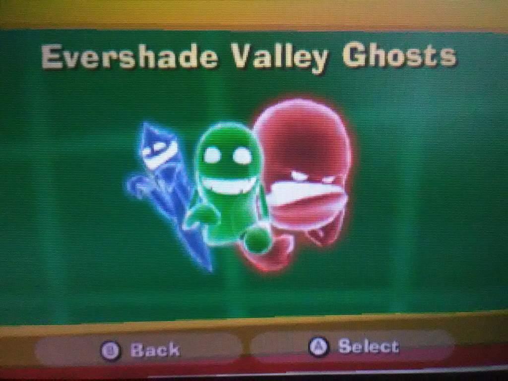 Luigi Mansion Dark Moon Evershade Valley Ghosts Part 1