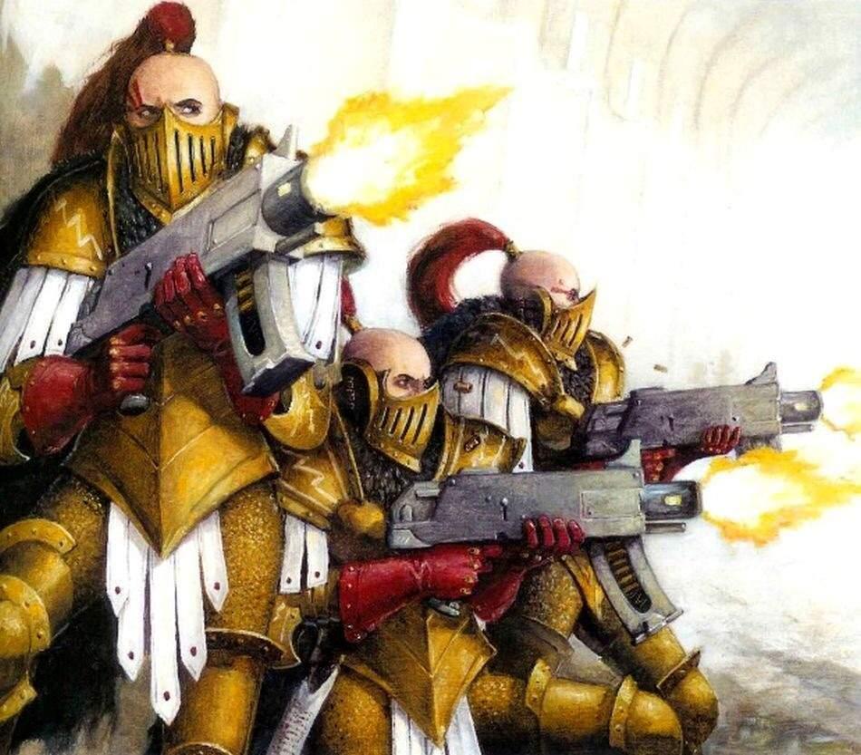 Sisters of Silence | Wiki | Warhammer 40K Amino