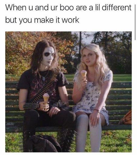 Metal dating review