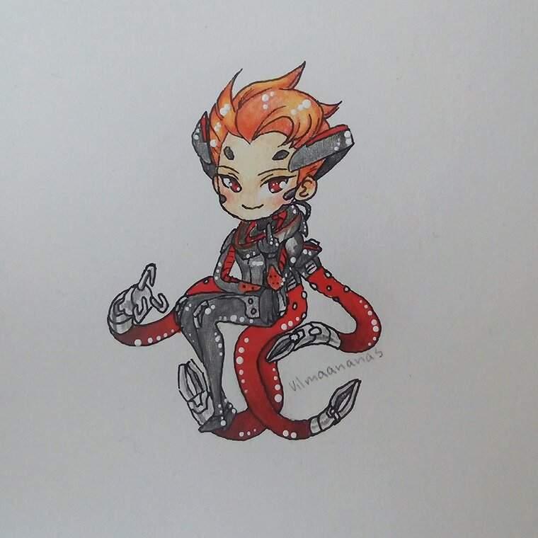 Concept Art For Moira