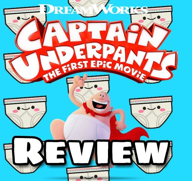 Captain Underpants The First Epic Movie Review Cartoon Amino