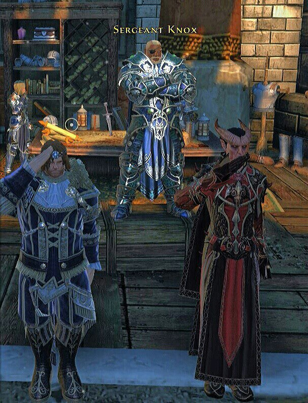 The heroes of Neverwinter   Virtual Space Amino