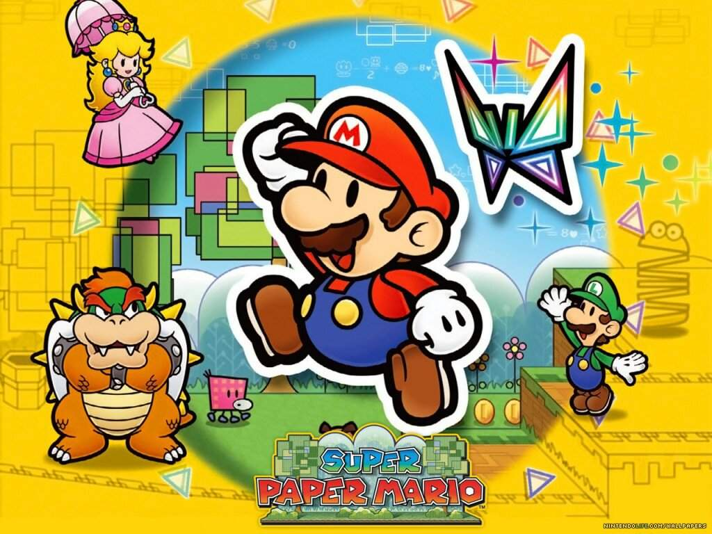 Why Paper Mario Needs A Reboot Part 2 Nintendo Switch Amino