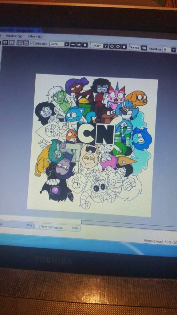 A Concoction of Cartoon Network Characters | Cartoon Amino