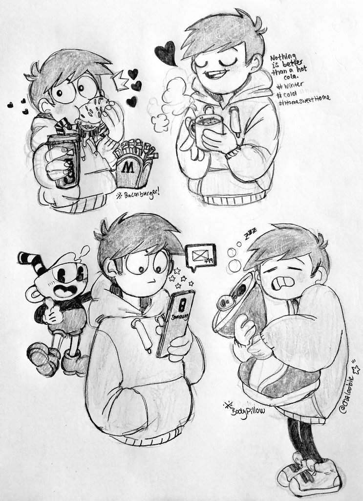 Edd And Cola Eddsworld Amino