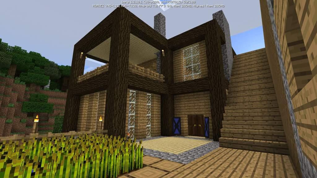 My Survival House Minecraft Amino