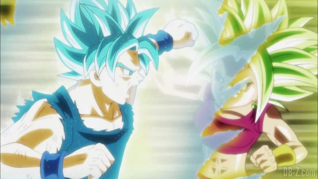 Current Ssjb Goku Kaioken X20 Vs Berserk 2 Kefla Dragonballz Amino