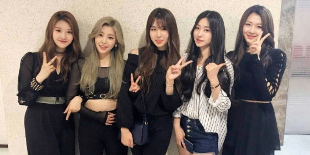 loen entertainment open social media accounts for their new girl group