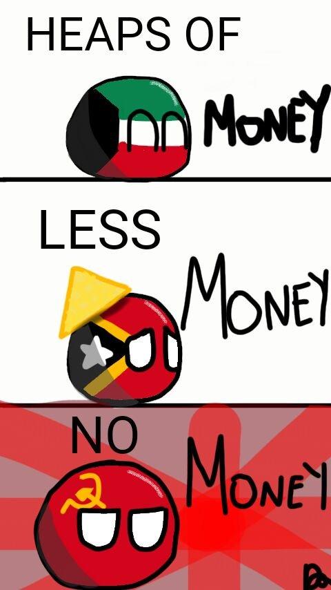 my monies