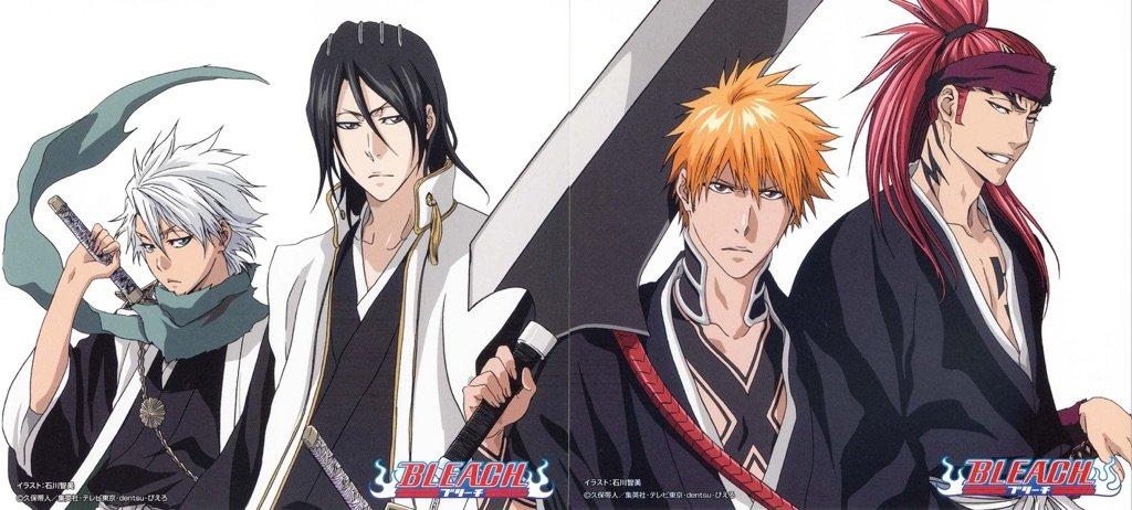 Chiefs Anime Review: Bleach   Anime Amino