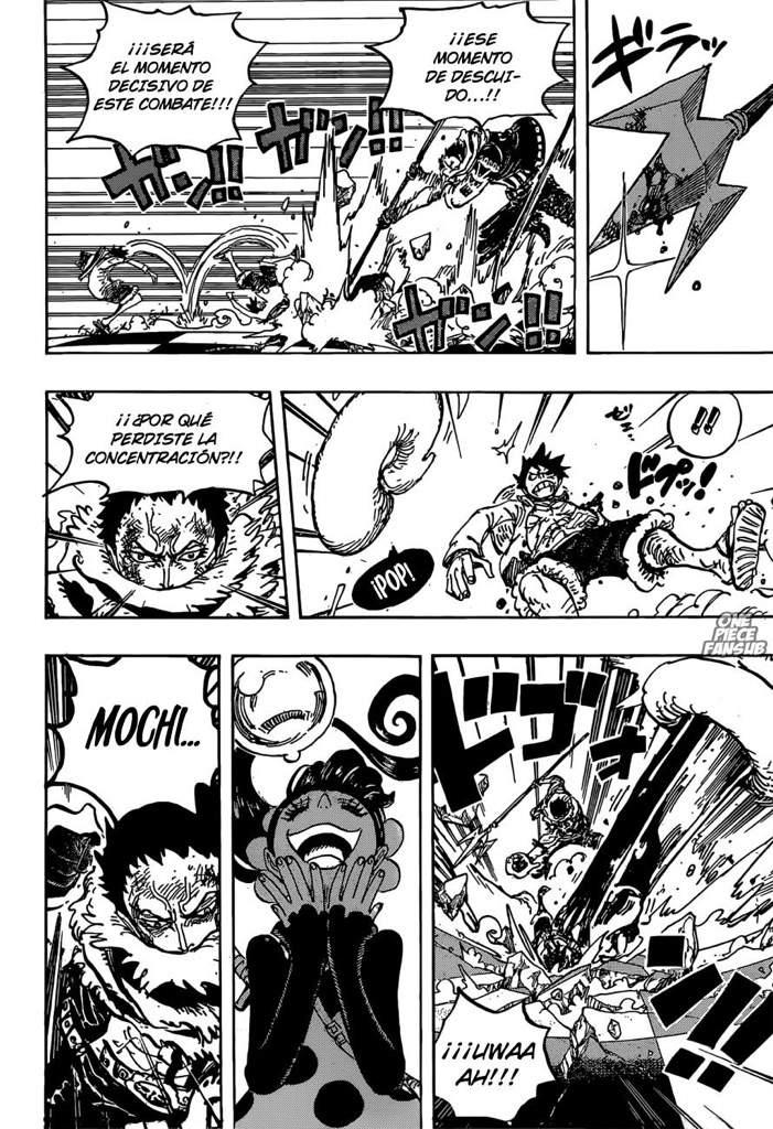 One Piece Manga 893