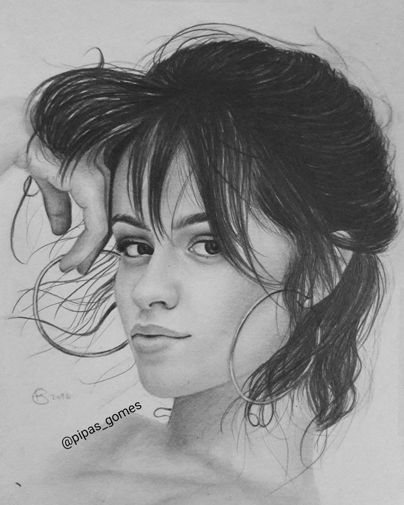 Camila Cabello Art Amino