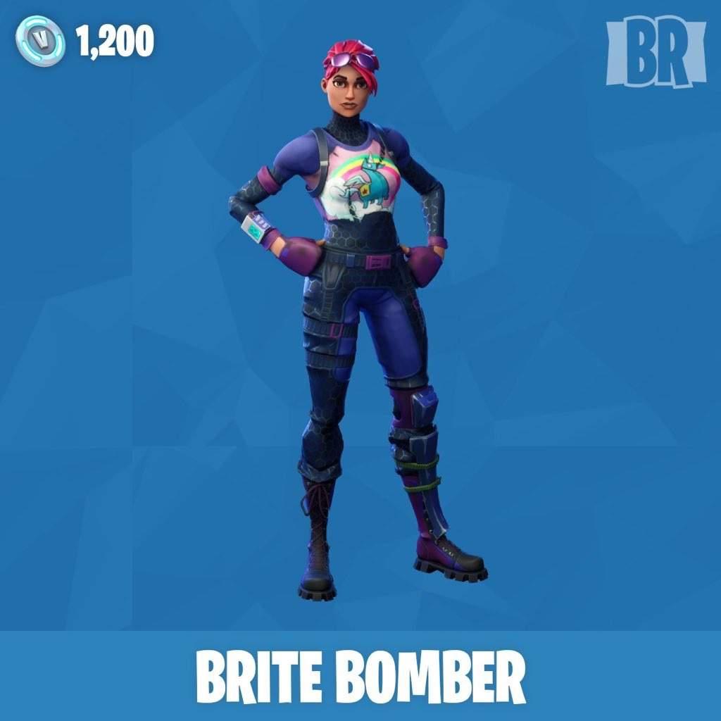 Brite Bomber Wiki Fortnite Battle Royale Armory Amino