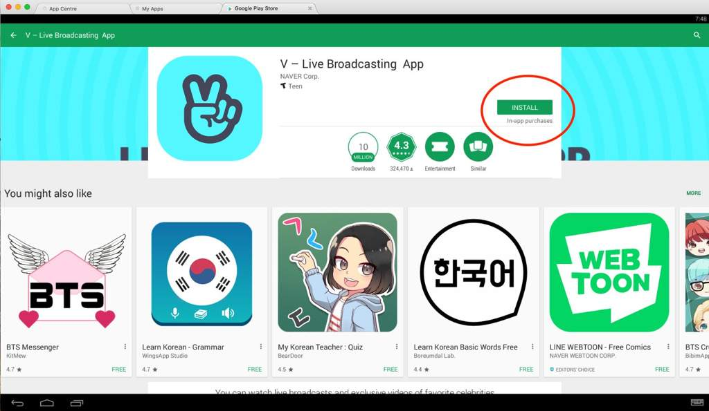 GUIDE) Automating VLIVE Hearts (UPDATED with Program Alternatives