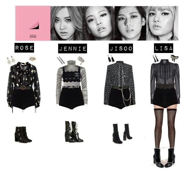Blackpink Outfit Ideas: Outfits De Blackpink / Recreación