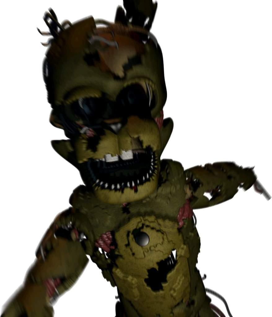 Fnaf 6 Springtrap Teaser Edit | Five Nights At Freddy's Amino