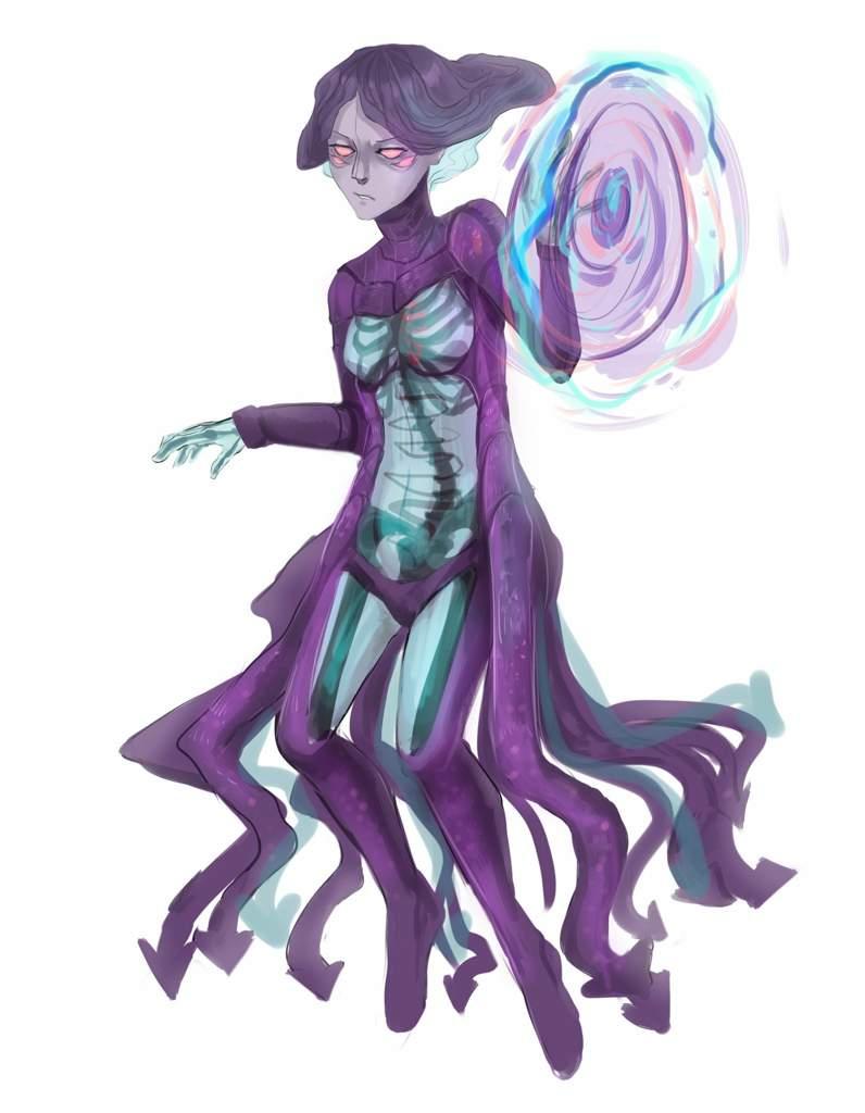Human Warper Subnautica Amino