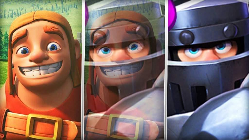 Can The Mega Knight break the game? | Clash Royale Amino