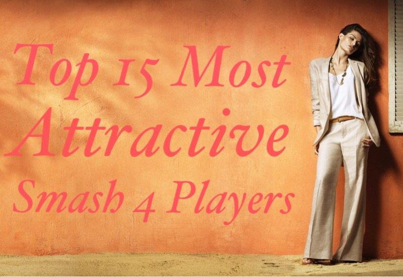 Top 20 Most Attractive Smashers (SSB4)   Smash Amino